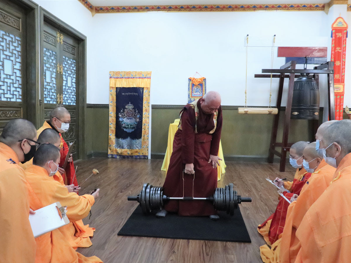 Asian Journal: Authentic Buddha Dharma that is Irrefutable and Scientifically Incontrovertible